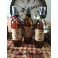 Primitive Room and Linen Spray You Choose Scent  M-R  Hand-made* 4.5 oz.