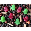 Primitive Christmas Mittens Fixins - Candy Cane Scent