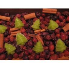Primitive Tiny Christmas Tree Fixins - Balsam Fir Scent