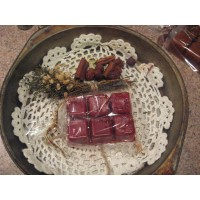 Hand-made* 6 Block* Break-apart Tarts* Candle Melts* 2.5 oz.* You Chose Scent*