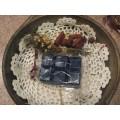 Handmade* 6 Block* Break apart tarts* Candle Melts* 2.5 oz.* You Chose Scent