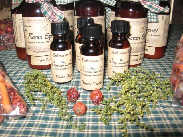 Prim* Jack Frost  *Refresher Fragrance Oil* Aromatherapy